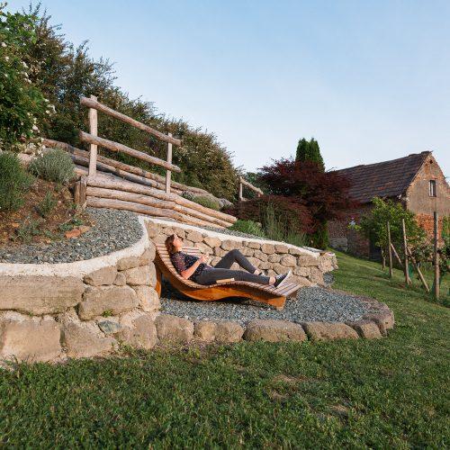 Sitzwohl –das Kleinod am Lindenhof: Entspannen, schlafen und genießen in der Steiermark